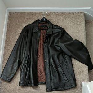 Leathrr Jacket